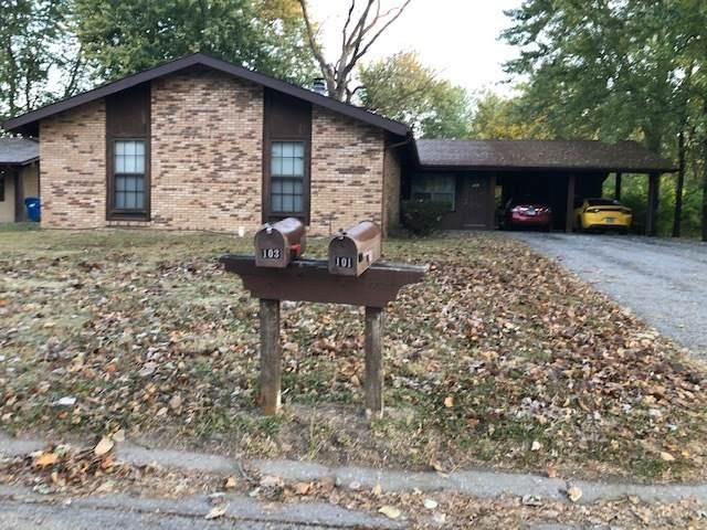 101-103 Kensington Heights Road, Belleville, IL 62226 (MLS #11169204) :: The Wexler Group at Keller Williams Preferred Realty