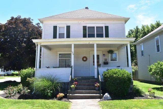 120 E Reynolds Street, Pontiac, IL 61764 (MLS #11169851) :: BN Homes Group