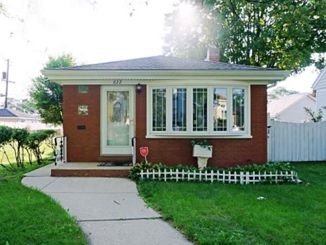 622 Bohland Avenue, Bellwood, IL 60104 (MLS #11170515) :: Angela Walker Homes Real Estate Group