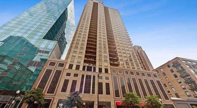 1111 S Wabash Avenue #2801, Chicago, IL 60605 (MLS #11170722) :: Ryan Dallas Real Estate