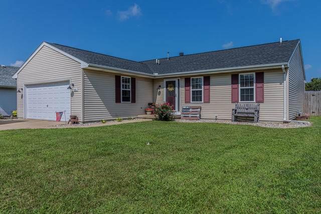 1607 Bonnie Blair Drive, Champaign, IL 61822 (MLS #11170747) :: Carolyn and Hillary Homes