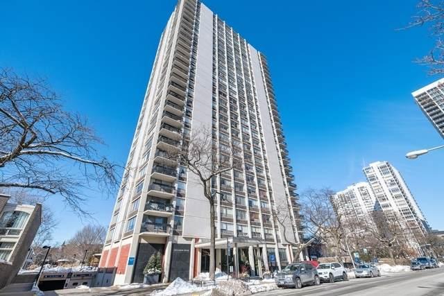 1355 N Sandburg Terrace #2308, Chicago, IL 60610 (MLS #11170868) :: Lux Home Chicago