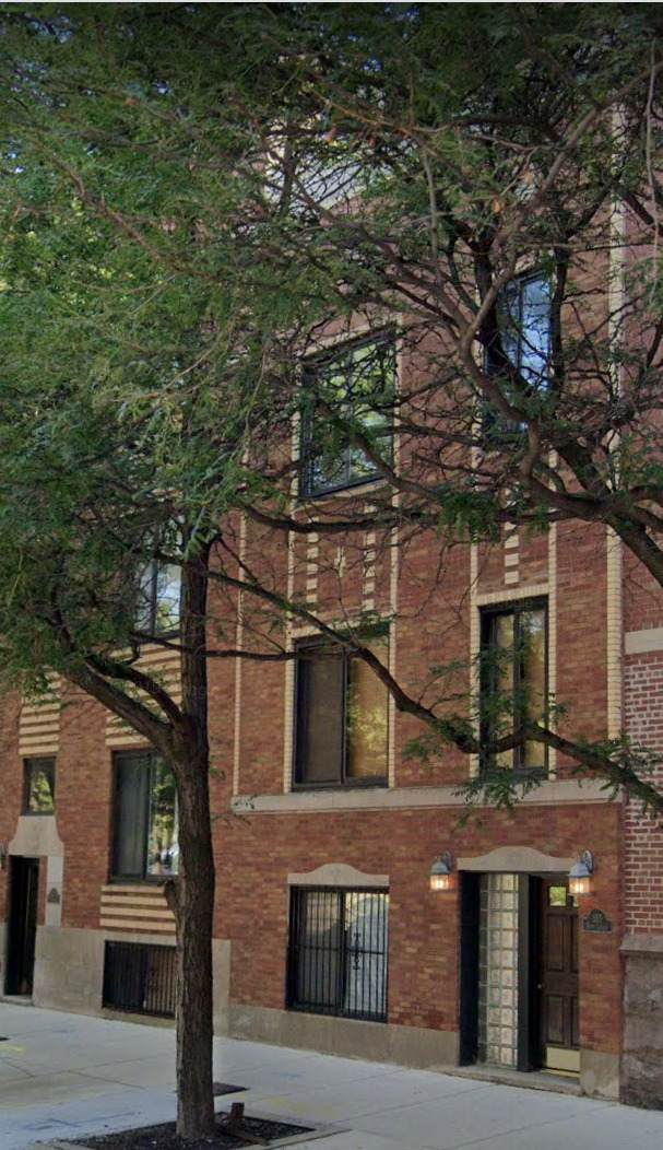 855 N La Salle Street #1, Chicago, IL 60610 (MLS #11171665) :: Ryan Dallas Real Estate