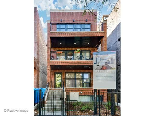 1107 N Paulina Street #3, Chicago, IL 60622 (MLS #11172691) :: Lewke Partners - Keller Williams Success Realty