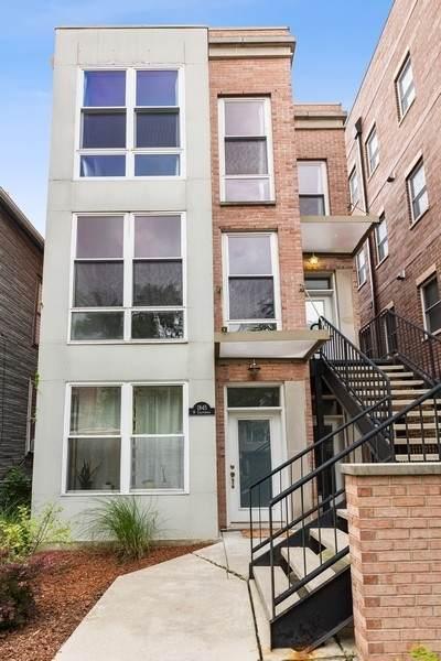1845 N California Avenue #1, Chicago, IL 60647 (MLS #11172739) :: Ryan Dallas Real Estate