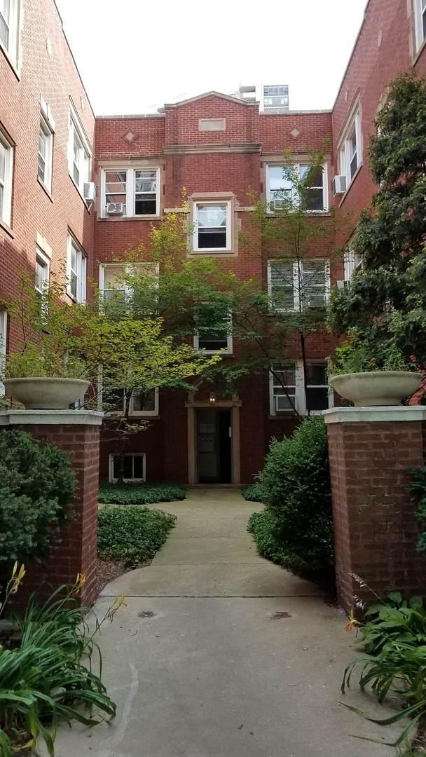 733 W Bittersweet Place 3W, Chicago, IL 60613 (MLS #11172805) :: Ryan Dallas Real Estate