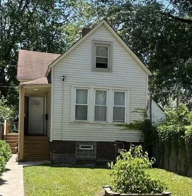 245 W 109th Place, Chicago, IL 60628 (MLS #11172953) :: John Lyons Real Estate
