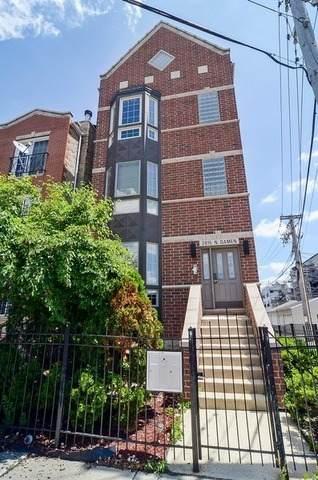 2815 N Damen Avenue #3, Chicago, IL 60618 (MLS #11173075) :: Ryan Dallas Real Estate
