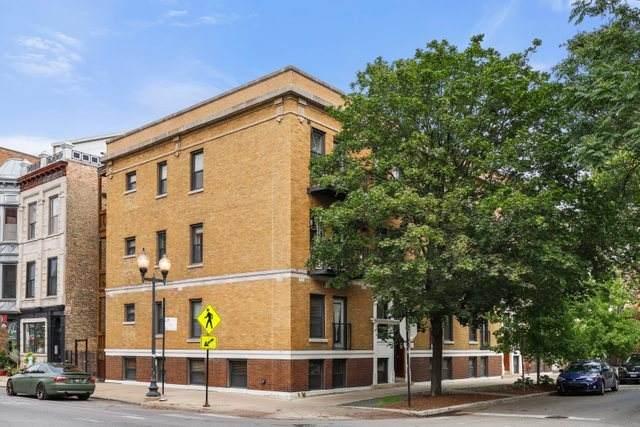1958 W Byron Street #1, Chicago, IL 60613 (MLS #11173148) :: Ryan Dallas Real Estate