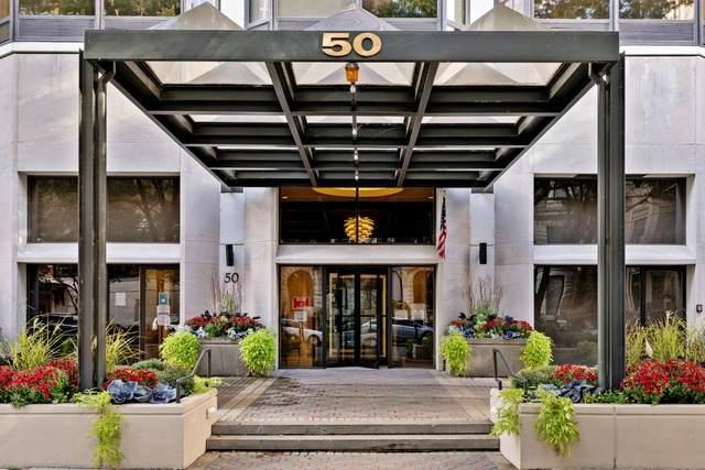 50 E Bellevue Place #2004, Chicago, IL 60611 (MLS #11173151) :: Ryan Dallas Real Estate