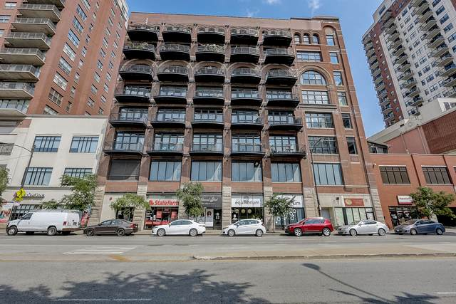 1503 S State Street #607, Chicago, IL 60605 (MLS #11173797) :: Lewke Partners - Keller Williams Success Realty