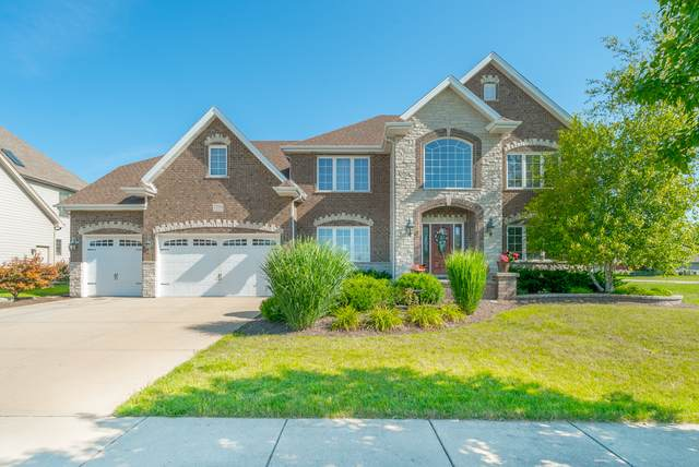 25104 Island Drive, Plainfield, IL 60544 (MLS #11174582) :: John Lyons Real Estate