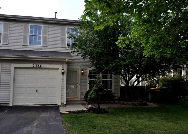 21334 Edison Lane, Plainfield, IL 60544 (MLS #11174853) :: John Lyons Real Estate