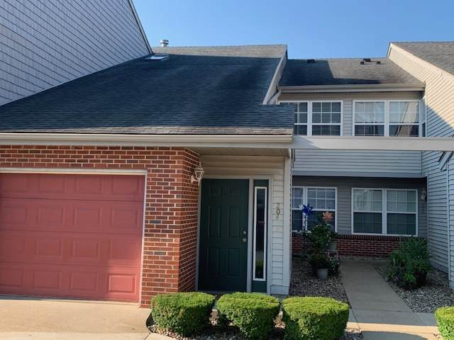 2405 Clayton Boulevard #204, Champaign, IL 61822 (MLS #11175227) :: Carolyn and Hillary Homes