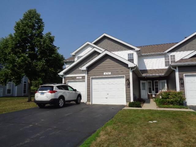 570 Woodcrest Drive, Mundelein, IL 60060 (MLS #11175502) :: Carolyn and Hillary Homes