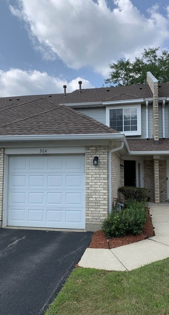 364 Lakeview Circle, Bolingbrook, IL 60440 (MLS #11175576) :: Angela Walker Homes Real Estate Group