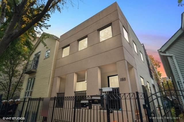 1511 N Paulina Street 1R, Chicago, IL 60622 (MLS #11176250) :: BN Homes Group