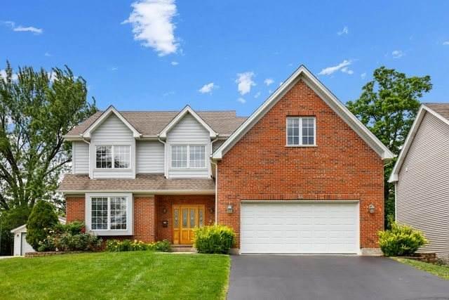 34 S Walnut Street, Palatine, IL 60067 (MLS #11176641) :: Carolyn and Hillary Homes