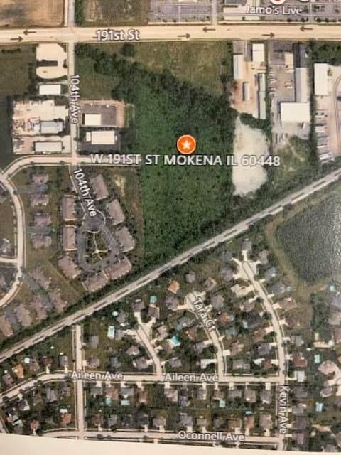 Vacant W 191st Street, Mokena, IL 60448 (MLS #11180603) :: RE/MAX IMPACT