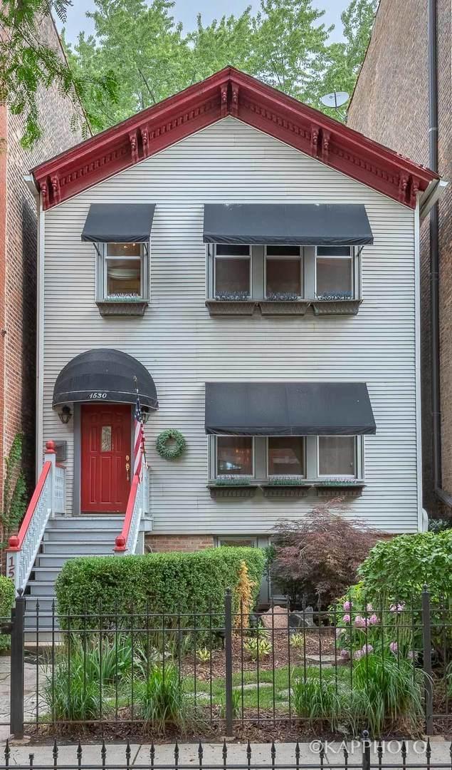 1530 W Monroe Street, Chicago, IL 60607 (MLS #11184258) :: Touchstone Group