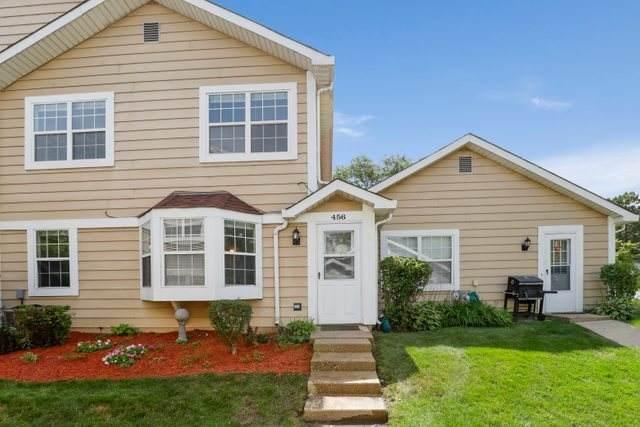 456 N Lake Shore Drive, Palatine, IL 60067 (MLS #11186135) :: The Wexler Group at Keller Williams Preferred Realty