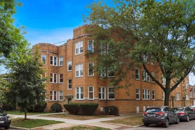 4944 N Rockwell Street #1, Chicago, IL 60625 (MLS #11187010) :: Angela Walker Homes Real Estate Group