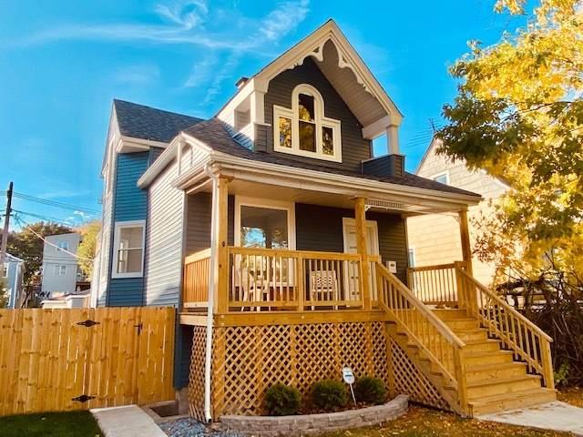 4312 N Hamlin Avenue, Chicago, IL 60618 (MLS #11189300) :: Lewke Partners - Keller Williams Success Realty