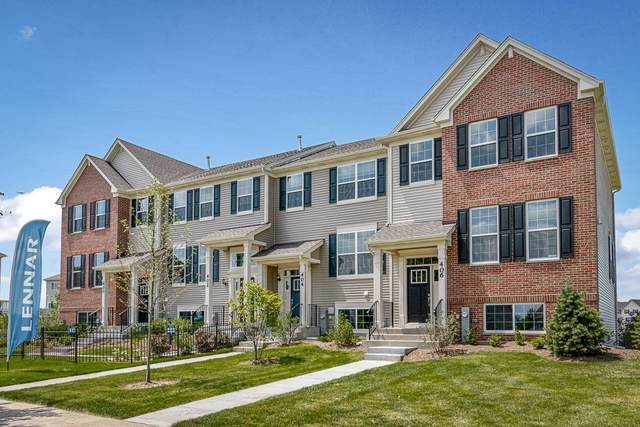 1621 Sager Way, Batavia, IL 60510 (MLS #11195056) :: John Lyons Real Estate