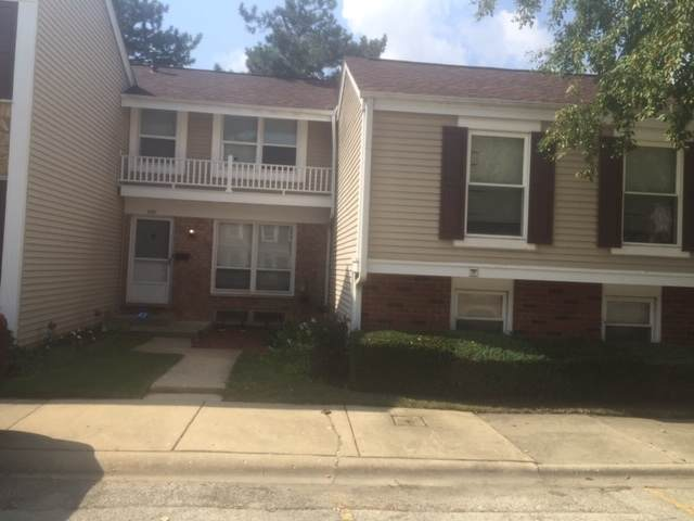 2101 Sutherland Place, Hoffman Estates, IL 60169 (MLS #11197252) :: John Lyons Real Estate