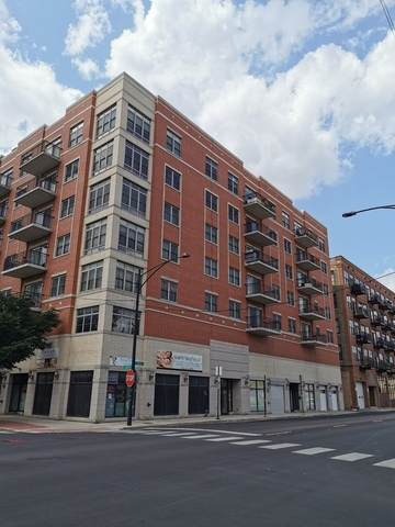 2322 S Canal Street #406, Chicago, IL 60616 (MLS #11200542) :: Suburban Life Realty