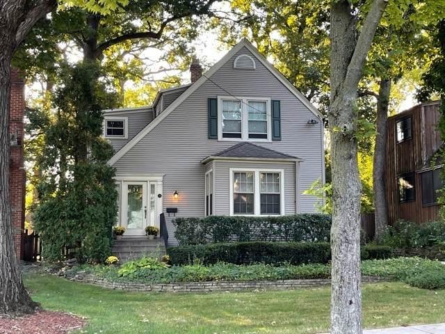 Lot 1 (737) Forest Avenue, Glen Ellyn, IL 60137 (MLS #11207348) :: The Wexler Group at Keller Williams Preferred Realty