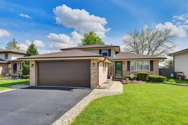 8829 Obrien Drive, Orland Hills, IL 60487 (MLS #11210124) :: John Lyons Real Estate