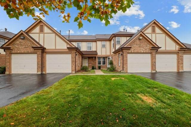 263 Green Knoll Lane, Streamwood, IL 60107 (MLS #11210737) :: John Lyons Real Estate