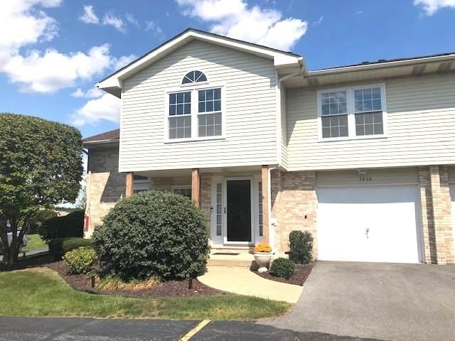 7428 Maple Drive #58, Justice, IL 60458 (MLS #11215945) :: John Lyons Real Estate