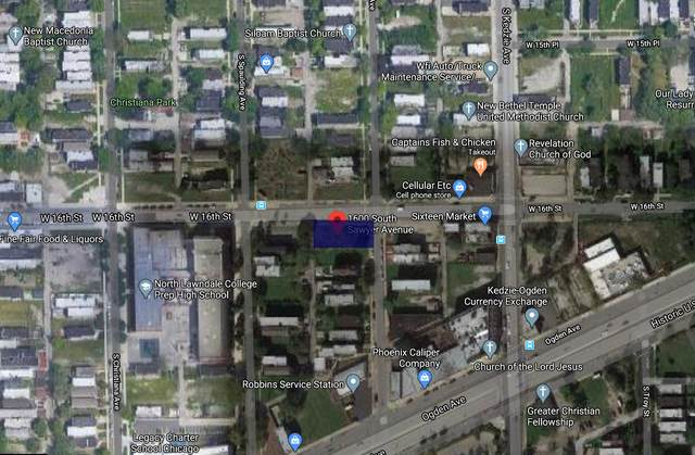 1600 S Sawyer Avenue, Chicago, IL 60623 (MLS #11216930) :: Schoon Family Group