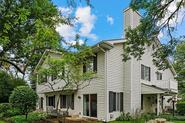 539 Willowcreek Court 3-17, Clarendon Hills, IL 60514 (MLS #11216963) :: Ryan Dallas Real Estate