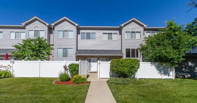 381 Park Ridge Lane G, Aurora, IL 60504 (MLS #11217072) :: John Lyons Real Estate