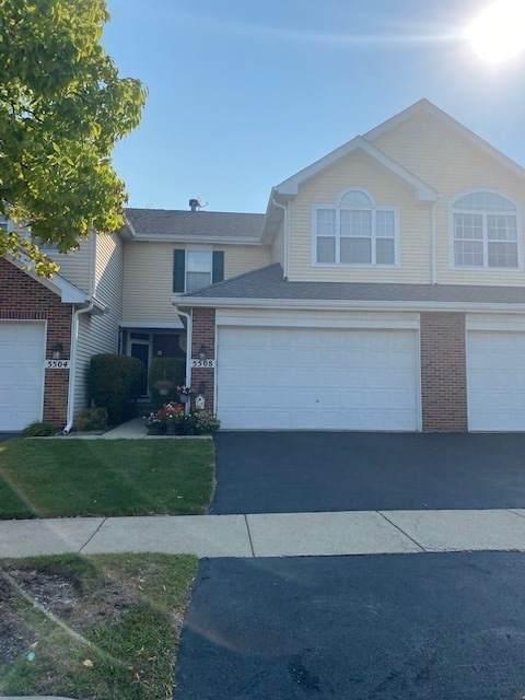 5508 Elizabeth Place, Rolling Meadows, IL 60008 (MLS #11218422) :: John Lyons Real Estate