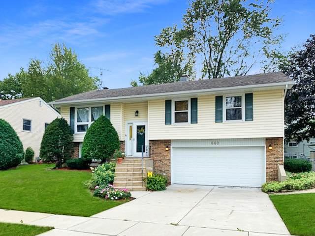 660 Macarthur Drive, Buffalo Grove, IL 60089 (MLS #11218654) :: BN Homes Group