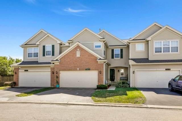 367 Windsong Circle, Glendale Heights, IL 60139 (MLS #11219278) :: John Lyons Real Estate
