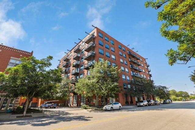 859 W Erie Street #804, Chicago, IL 60642 (MLS #11219765) :: Helen Oliveri Real Estate
