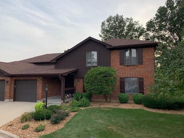 70 Golf View Lane D, Frankfort, IL 60423 (MLS #11221439) :: The Wexler Group at Keller Williams Preferred Realty