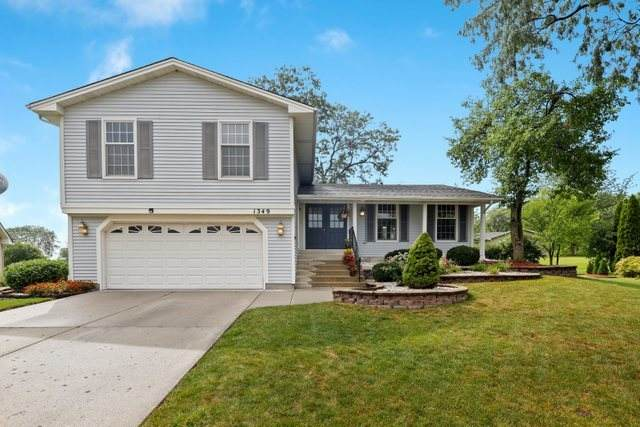 1349 Rolling Prairie Court, Hoffman Estates, IL 60192 (MLS #11221767) :: Carolyn and Hillary Homes