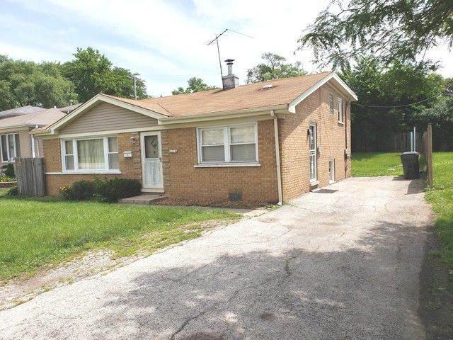 17419 Kedzie Avenue, Hazel Crest, IL 60429 (MLS #11222155) :: Lewke Partners - Keller Williams Success Realty