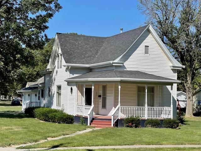 101 N Main Street, Flanagan, IL 61740 (MLS #11222288) :: Touchstone Group