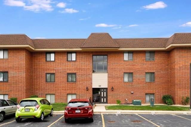 111 E Janata Boulevard 3B, Lombard, IL 60148 (MLS #11222328) :: Carolyn and Hillary Homes
