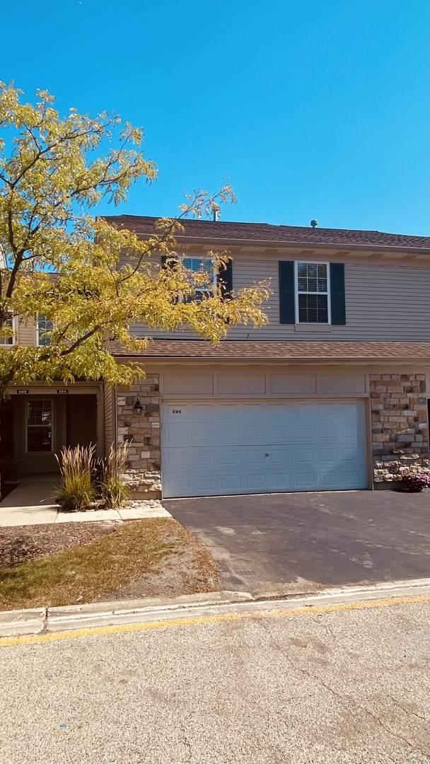 594 Shakespeare Drive #594, Grayslake, IL 60030 (MLS #11222830) :: Helen Oliveri Real Estate