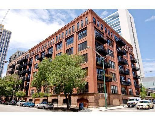 520 W Huron Street #401, Chicago, IL 60654 (MLS #11222902) :: Touchstone Group