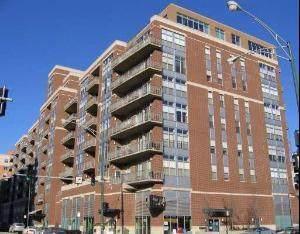 111 S Morgan Street #812, Chicago, IL 60607 (MLS #11223069) :: Touchstone Group