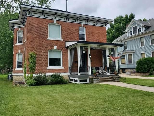 512 Vine Street, Morris, IL 60450 (MLS #11223536) :: Littlefield Group